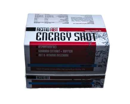 Remoabt Energy Shot